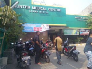 Klinik Sunter Medical Centre Sisma Medika