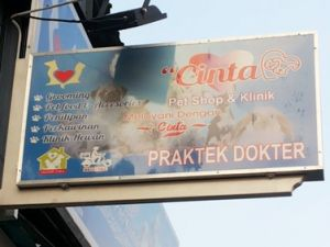 Cinta Pet Shop & Klinik