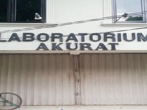 Laboratorium Akurat